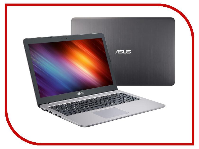 Ноутбук ASUS K501UQ-DM036D 90NB0BP2-M00720 Intel Core i5-6200U 2.3 GHz/8192Mb/1000Gb/No ODD/nVidia GeForce 940MX 2048Mb/Wi-Fi/Bluetooth/Cam/15.6/1920x1080/DOS<br>