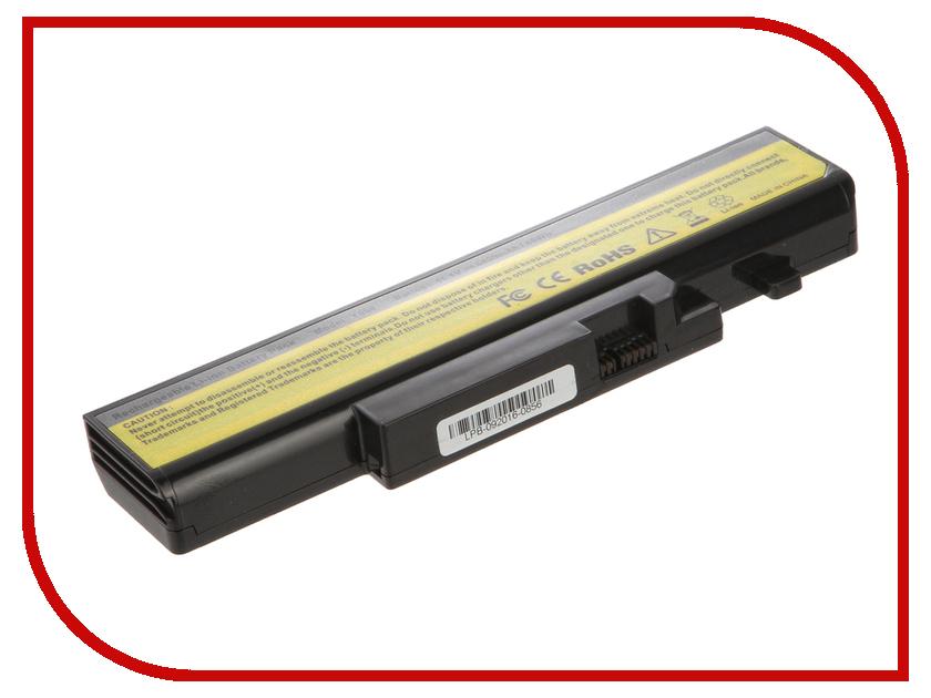 Аккумулятор 4parts LPB-Y460 для IBM Lenovo IdeaPad Y460A/Y460AT/Y560A/Y560AT/Y470/Y570 Series 11.1V 4400mAh аналог PN: 57Y6440/L09N6D16/L09S6D16