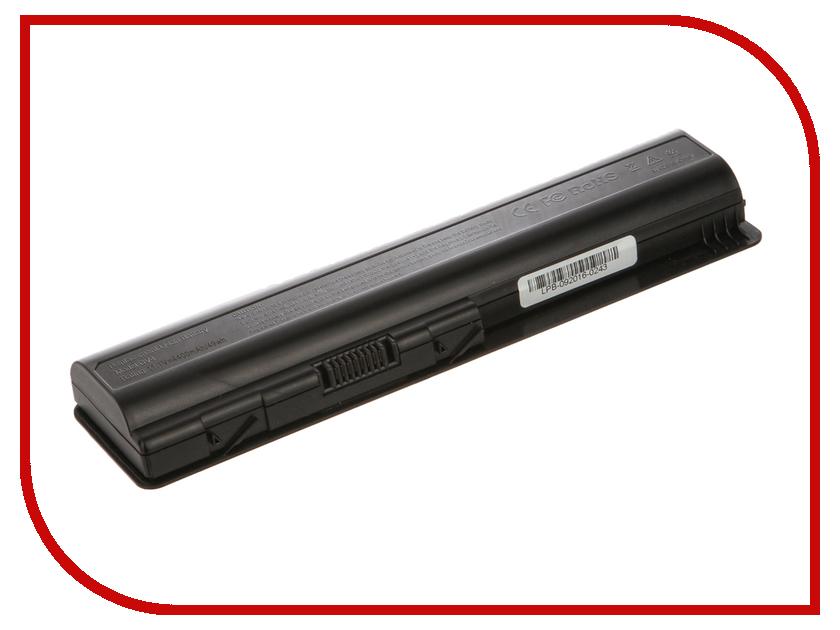 Аккумулятор 4parts LPB-DV5 для HP Pavilion DV4/DV5/DV6/G50/G60/G70/Compaq Presario CQ40/CQ45/CQ50/CQ60/CQ61 Series 11.1V 4400mAh<br>