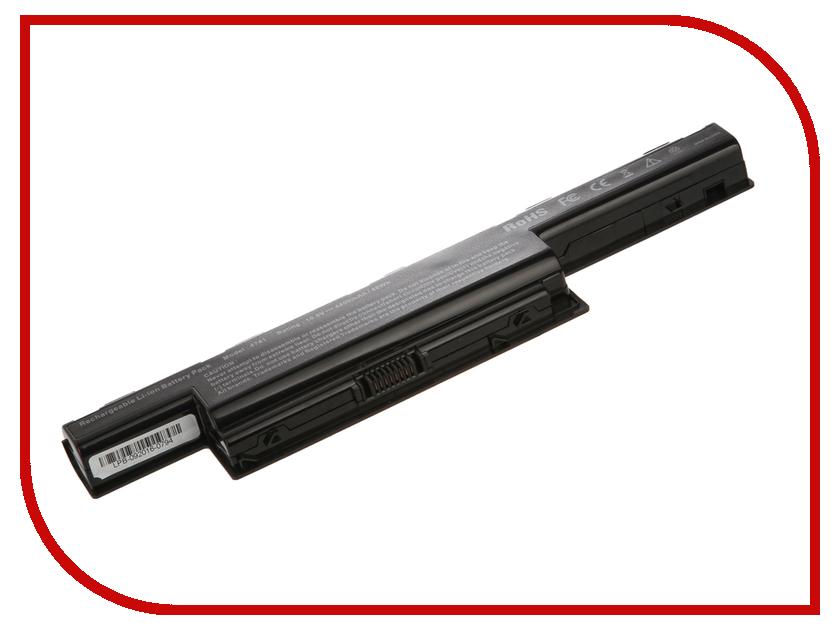 Аккумулятор 4parts LPB-5551 для Acer Aspire 4551G/4741/4771G/5253/5333/5551/5741G/5750G/7551G/7741G/V3/TravelMate 4750 4400mAh куплю маз 5551 5549 в украине