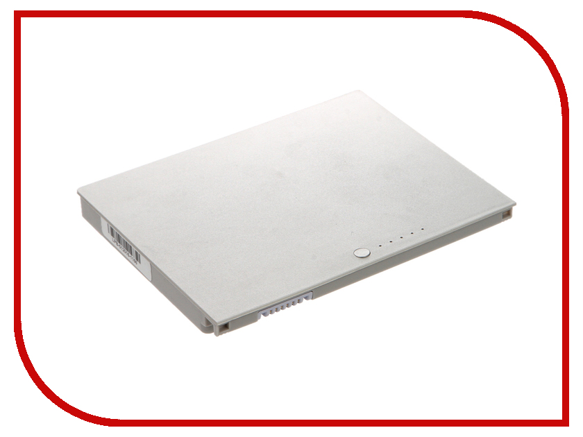 Аккумулятор 4parts LPB-AP1175 для APPLE MacBook Pro 15 Series 10.8V 5800mAh аналог PN: A1175/MA348G/A / MA463/MA464/MA466<br>