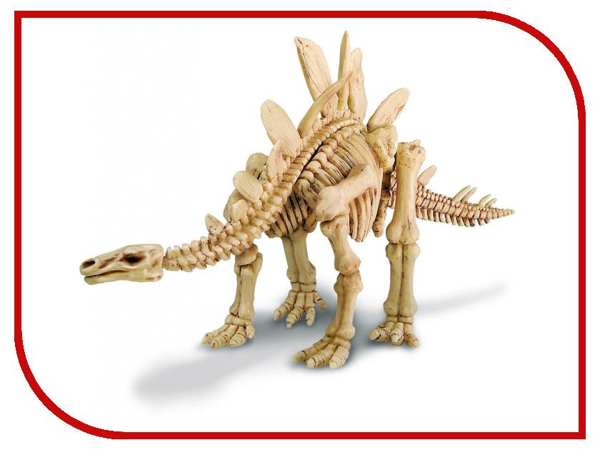 Игрушка 4M Скелет Стегозавра 00-03229<br>