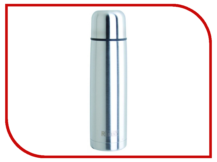 Термос Regent Inox Bullet 1L 93-TE-B-1-1000 термос regent inox bullet 800ml 93 te b 1 800r