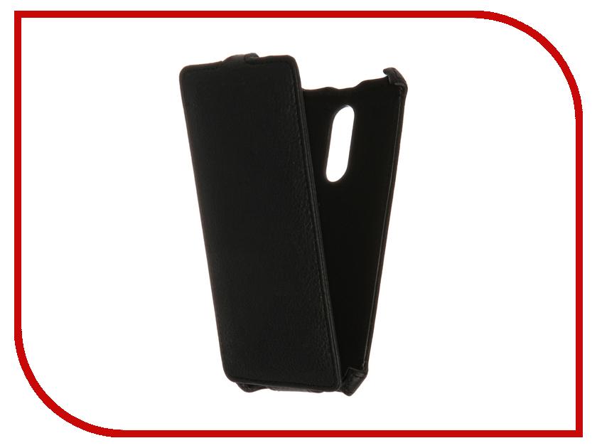 Аксессуар Чехол Xiaomi Redmi Pro Zibelino Classico Black ZCL-XIA-PRO-BLK аксессуар чехол tele2 mini 1 1 zibelino classico black zcl tl2 min 1 1 blk
