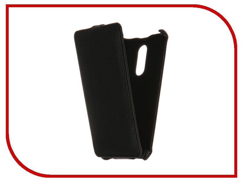 Аксессуар Чехол Xiaomi Redmi Note 4 Zibelino Classico Black ZCL-XIA-NOT4-BLK аксессуар чехол prestigio muze k5 zibelino classico black zcl prst k5 blk