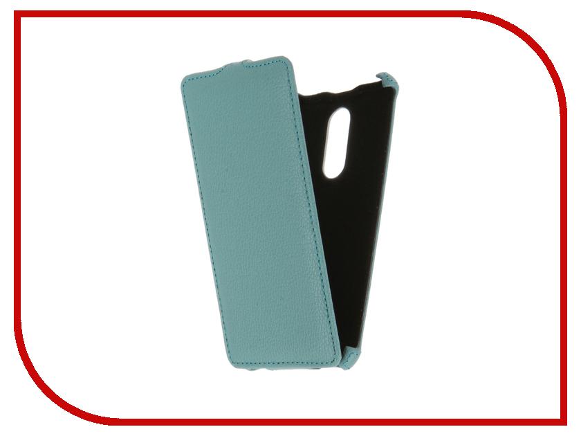 Аксессуар Чехол Xiaomi Redmi Note 4 Zibelino Classico Blue ZCL-XIA-NOT4-BLU аксессуар чехол zte blade a310 zibelino classico zcl zte a310 blk