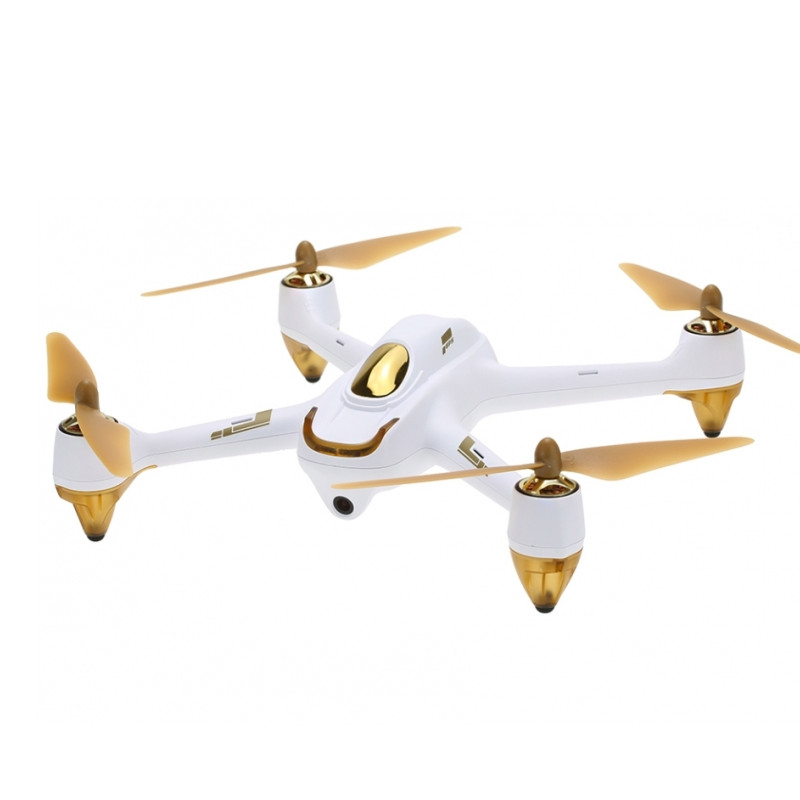 Квадрокоптер Hubsan X4 FPV Brushless H501S White