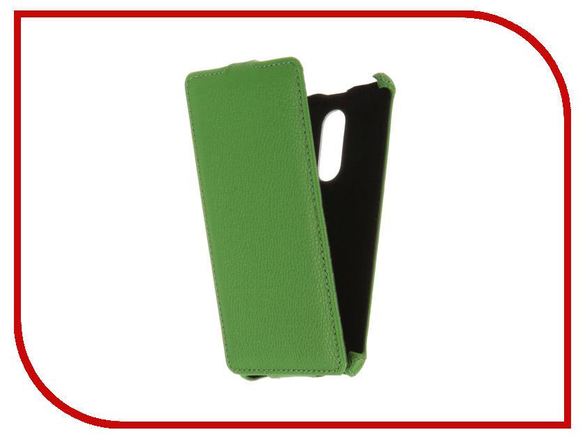 Аксессуар Чехол Xiaomi Redmi Note 4 Zibelino Classico Green ZCL-XIA-NOT4-GRN<br>