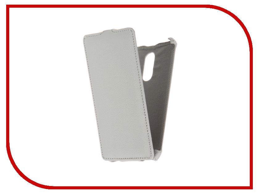 Аксессуар Чехол Xiaomi Redmi Note 4 Zibelino Classico White ZCL-XIA-NOT4-WHT<br>