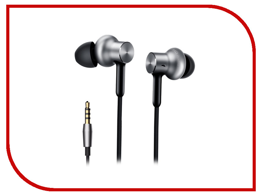 Фото Xiaomi Mi In-Ear Headphones Pro HD QTEJ02JY