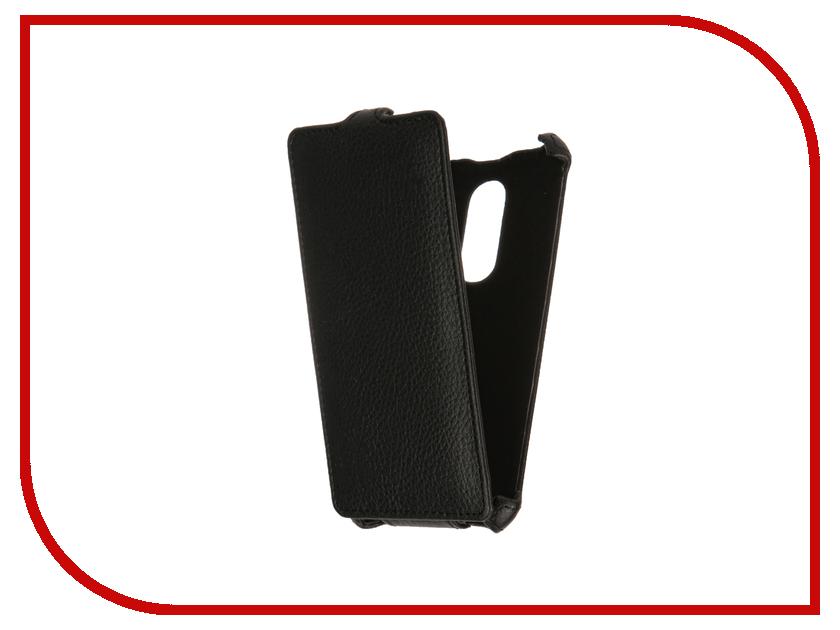 Аксессуар Чехол BQ BQS-5050 Strike Selfie Zibelino Classico Black ZCL-BQ-BQS-5050-BLK аксессуар чехол tele2 mini 1 1 zibelino classico black zcl tl2 min 1 1 blk
