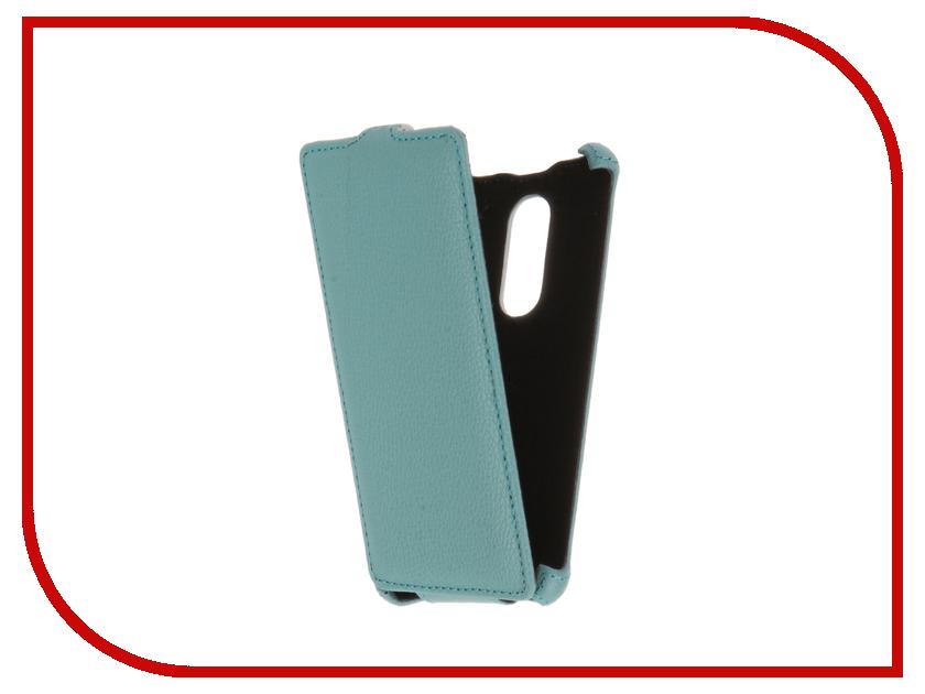 Аксессуар Чехол BQ BQS-5050 Strike Selfie Zibelino Classico Blue ZCL-BQ-BQS-5050-BLU
