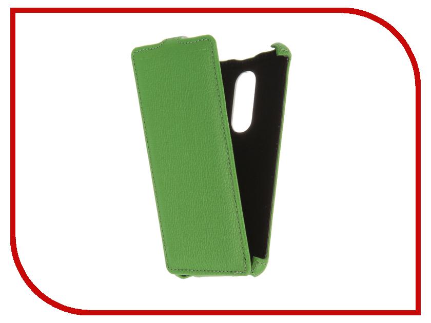 Аксессуар Чехол BQ BQS-5050 Strike Selfie Zibelino Classico Green ZCL-BQ-BQS-5050-GRN<br>