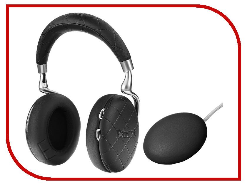 Гарнитура Parrot Zik 3 Black Overstitched + беспроводное зарядное устройство PF562121<br>