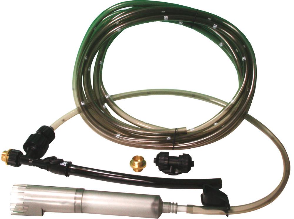 Средство JBL Aqua In-Out Komplett-Set JBL6143000 насадка на водопроводный смеситель jbl aqua in out