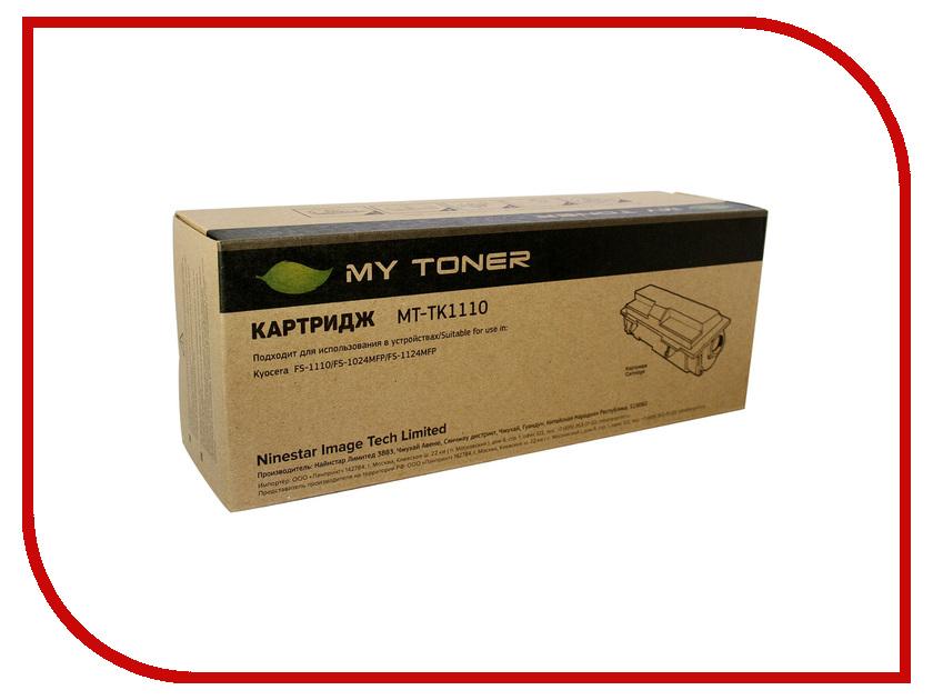 Картридж MyToner MT-TK1110 Black для Kyocera FS-1040 / 1020MFP / 1120MF