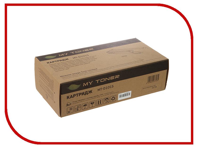 Картридж MyToner MT-D101SS Black для Samsung ML-2160/2165/2167/2168<br>