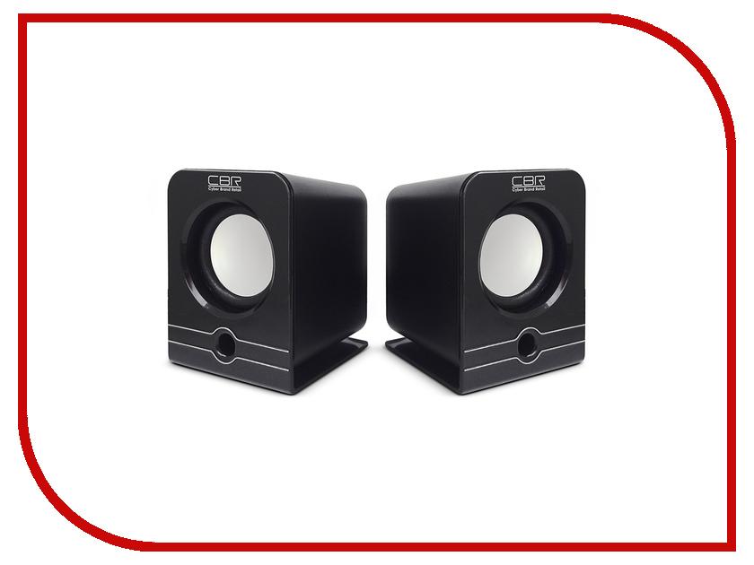 Колонка CBR CMS 303 Black