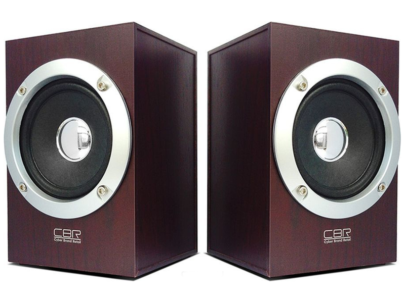 Колонка CBR CMS 650 Wooden