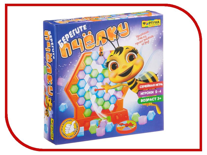 Настольная игра Фортуна Берегите пчелку Ф77171