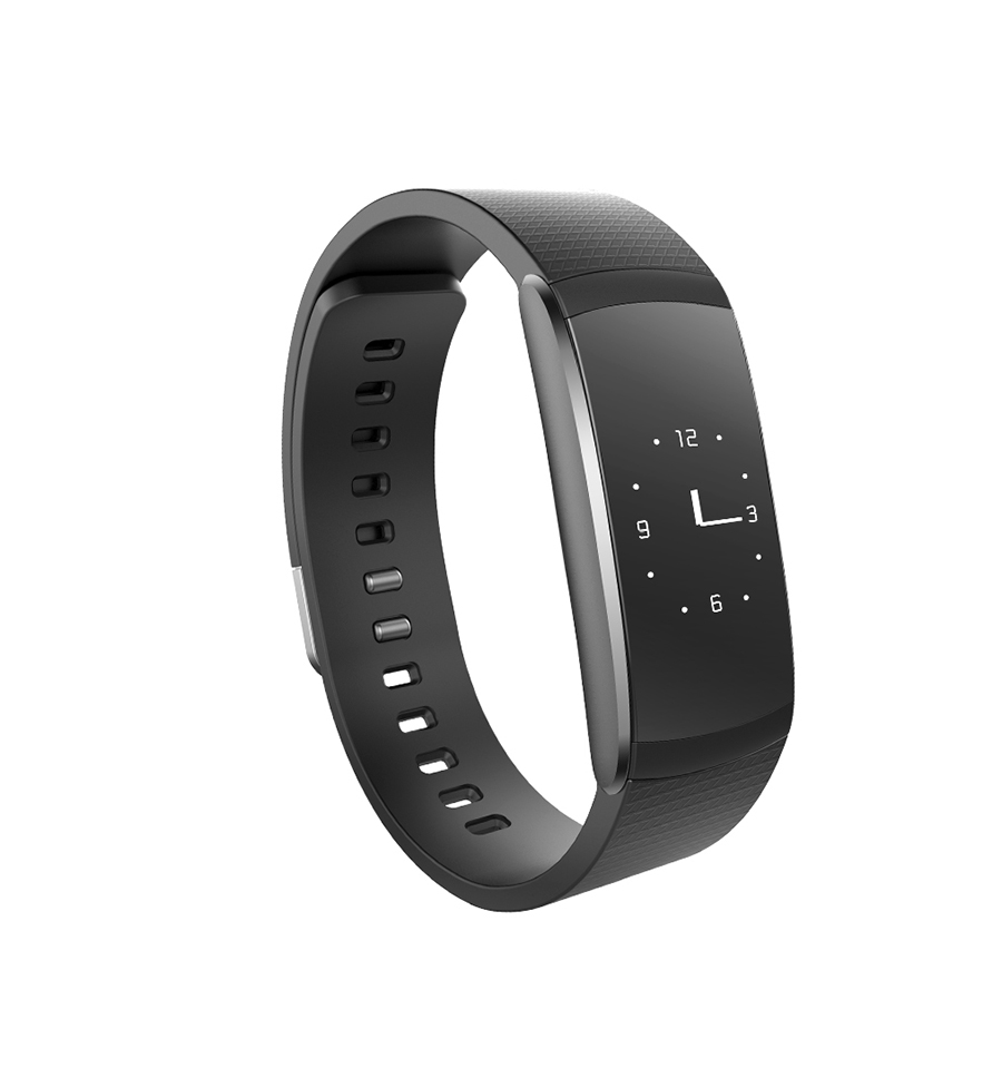 Умный браслет iWOWN i6 Pro Black цены онлайн