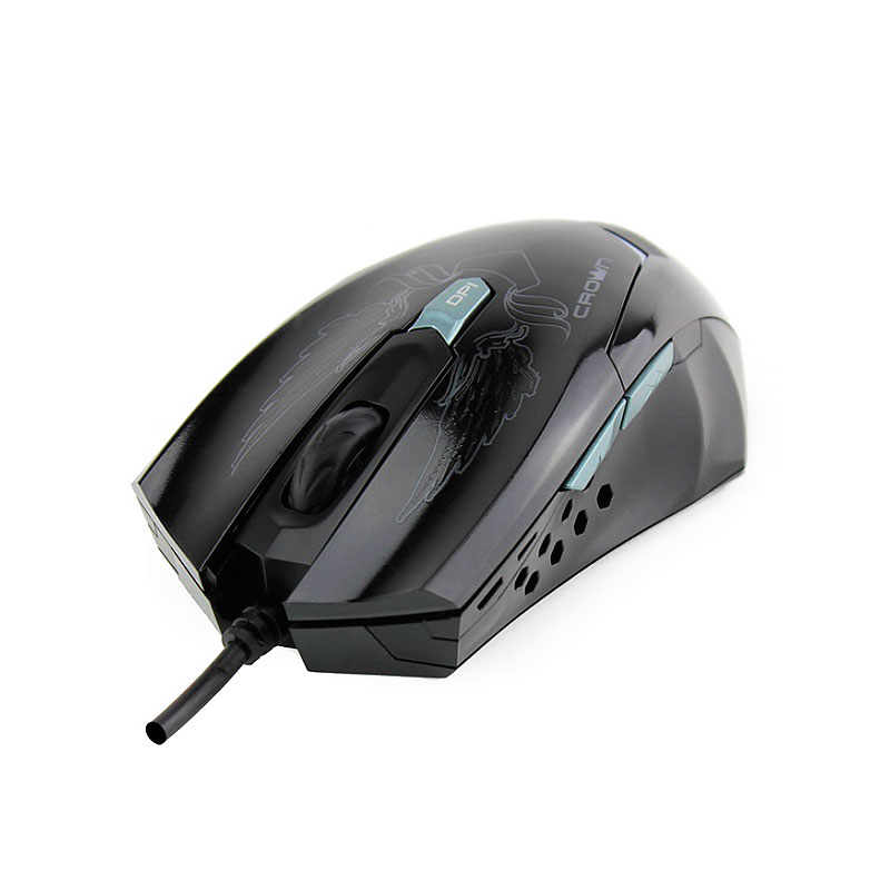 Мышь Crown CMXG-1100 BLAZE Black игровая мышь crown cmxg 601