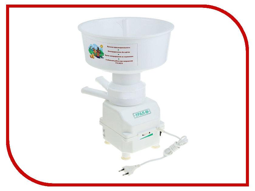 Сепаратор Урал М 80л с регулятором жирности сливок<br>