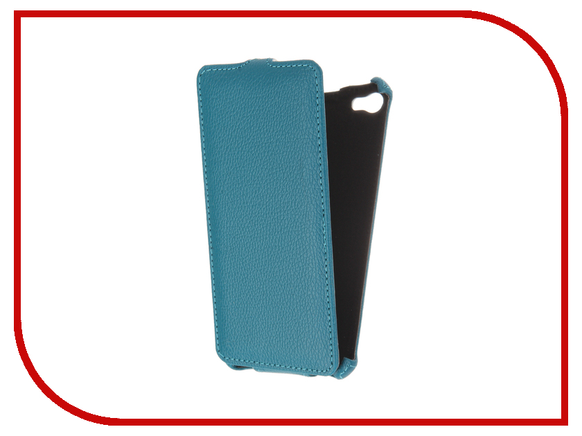 Аксессуар Чехол Meizu U20 Gecko Turquoise GG-F-MEIU20-TURG<br>