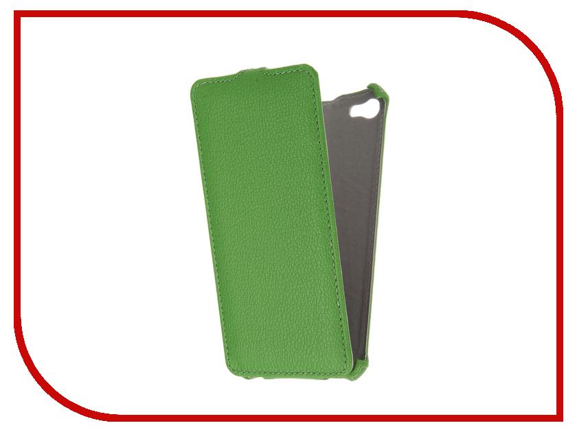 Аксессуар Чехол Meizu U20 Gecko Green GG-F-MEIU20-GR<br>