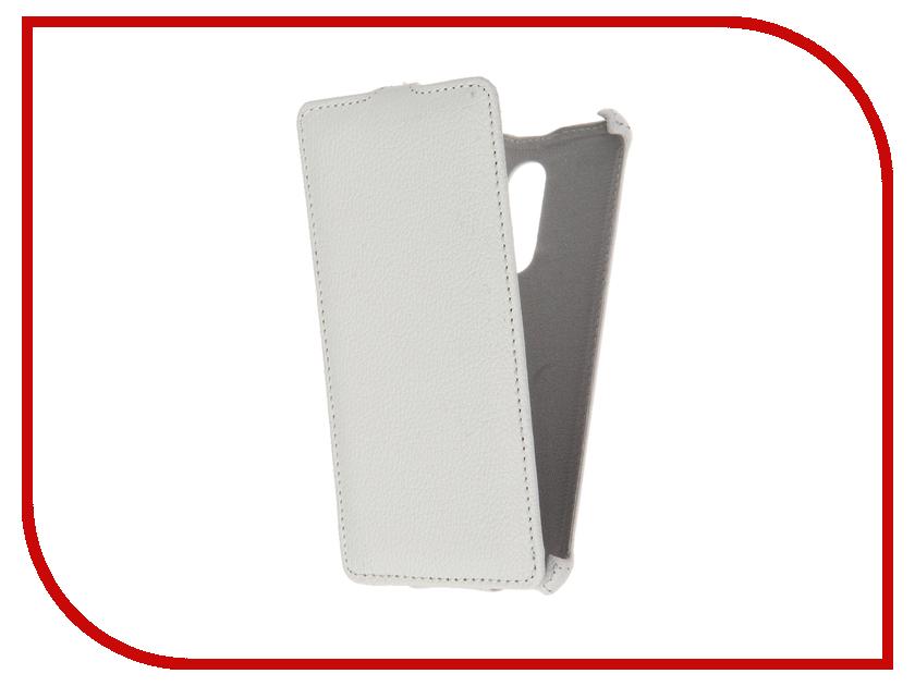 Аксессуар Чехол Xiaomi Redmi Note 4 Gecko White GG-F-XMRNOTE4-WH<br>