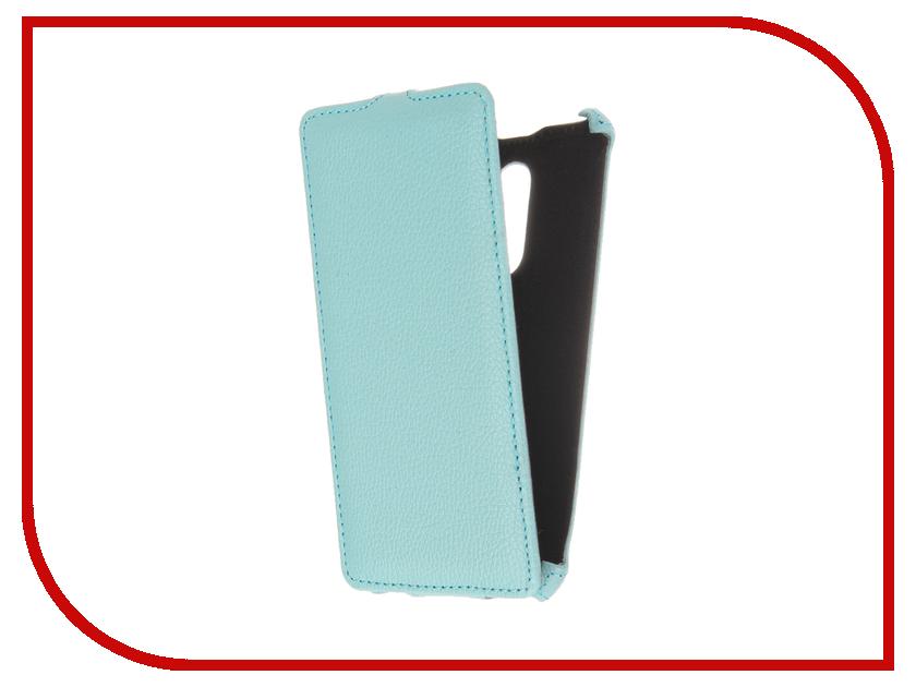 Аксессуар Чехол Xiaomi Redmi Note 4 Gecko Light Blue GG-F-XMRNOTE4-BLU<br>