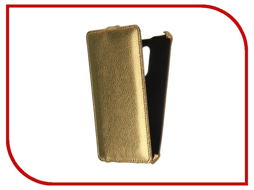 Аксессуар Чехол Xiaomi Redmi Note 4 Gecko Gold GG-F-XMRNOTE4-GOLD