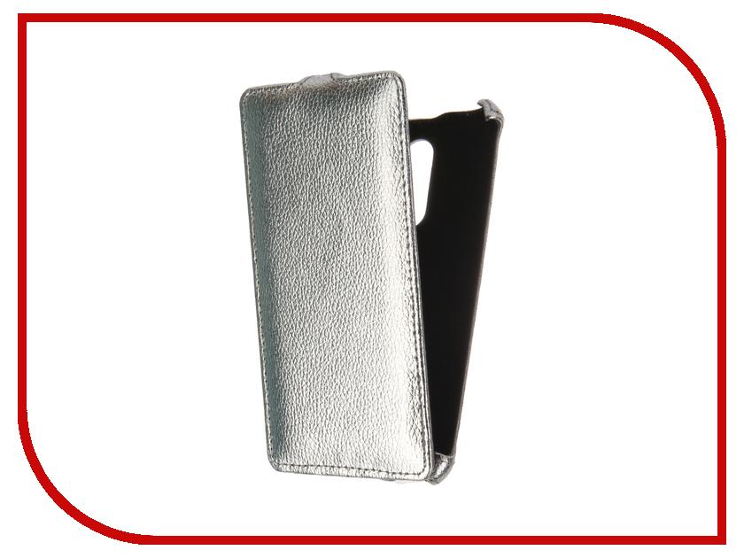 Аксессуар Чехол Xiaomi Redmi Note 4 Gecko Silver GG-F-XMRNOTE4-SIL<br>