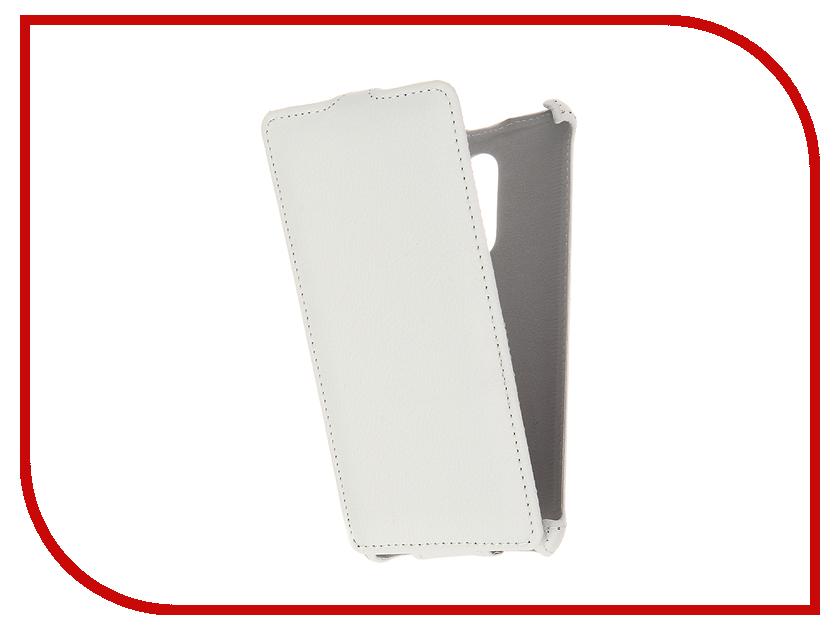 Аксессуар Чехол Xiaomi Redmi Pro Gecko White GG-F-XMRPRO-WH аксессуар чехол asus zenfone max zc550kl gecko white gg f aszc550kl wh