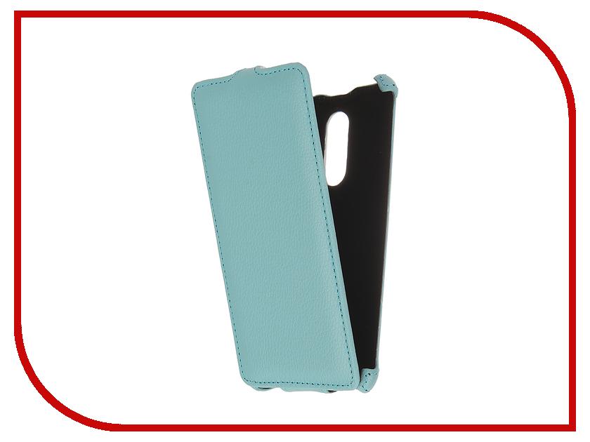Аксессуар Чехол Xiaomi Redmi Pro Gecko Light Blue GG-F-XMRPRO-BLU<br>
