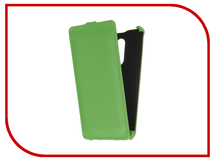 Аксессуар Чехол Xiaomi Redmi Pro Gecko Green GG-F-XMRPRO-GR