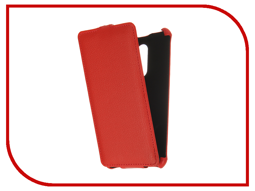 Аксессуар Чехол Xiaomi Redmi Pro Gecko Red GG-F-XMRXMRPRO-RED<br>