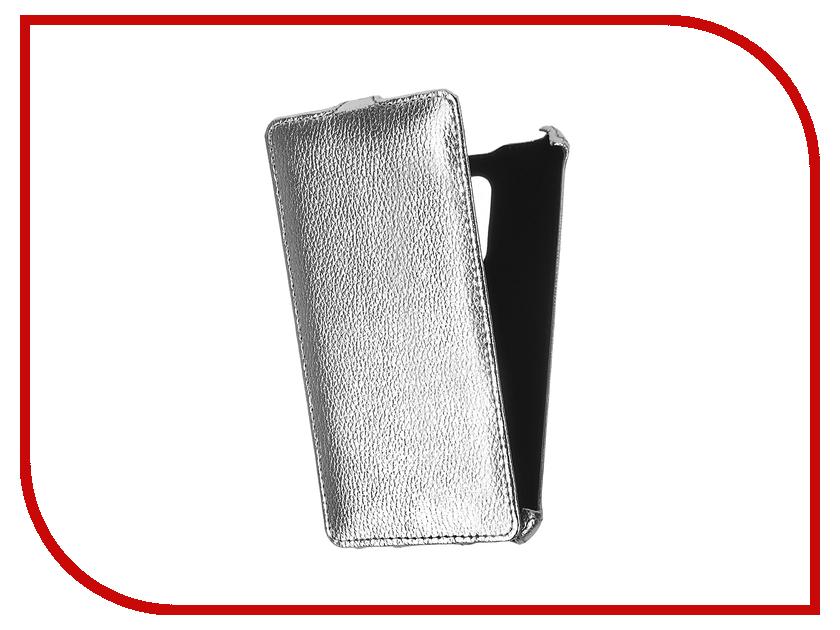 Аксессуар Чехол Xiaomi Redmi Pro Gecko Silver GG-F-XMRPRO-SIL<br>