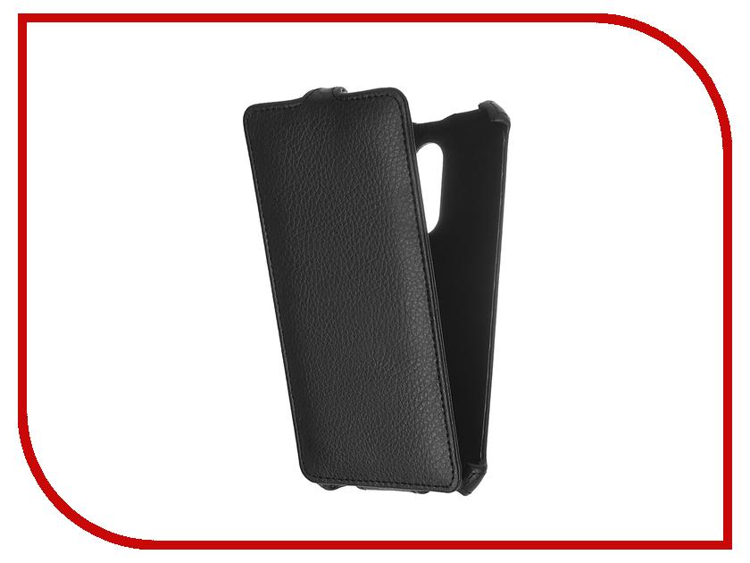 Аксессуар Чехол Xiaomi Redmi Pro Gecko Black GG-F-XMRPRO-BL аксессуар чехол meizu m2 mini gecko black gg f meim2mini bl