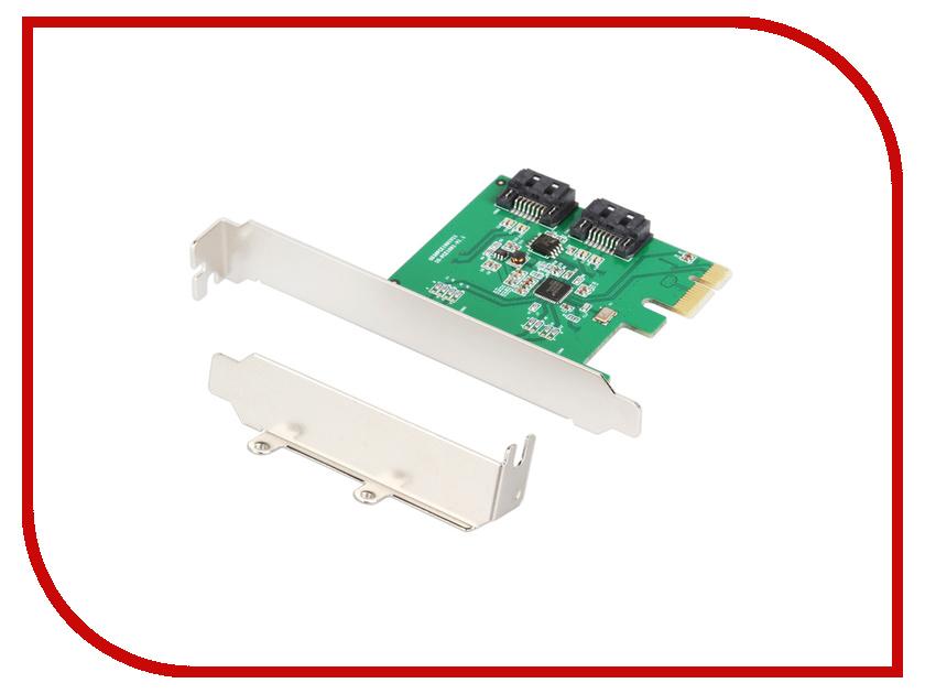 Контроллер Espada PCIe2SATA3ASM