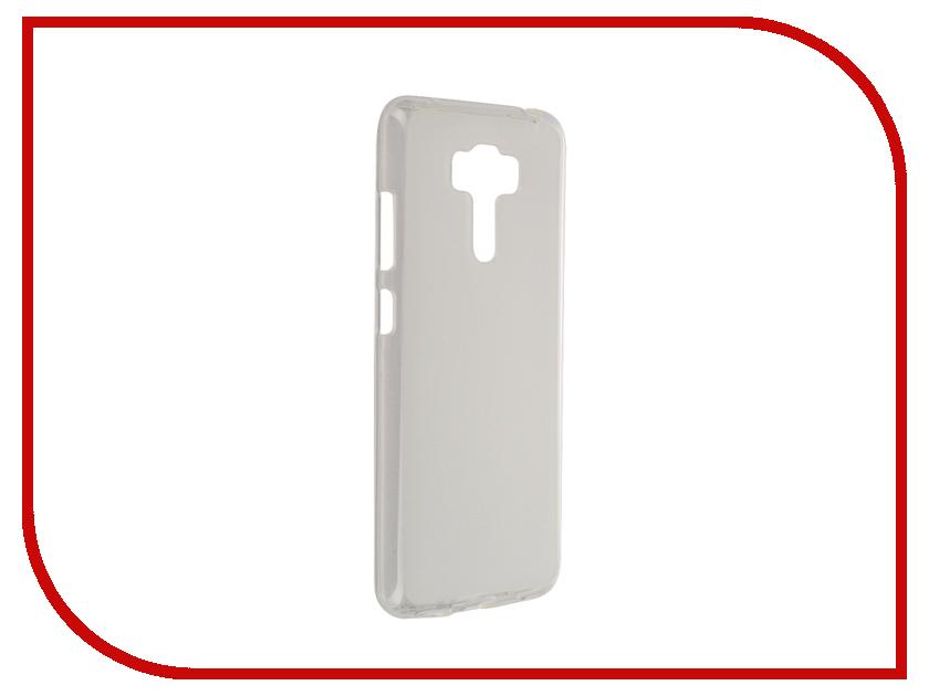 Аксессуар Чехол ASUS ZenFone 3 Laser ZC551KL InterStep IS Slender Transparent HSD-ASZC551K-NP1100O-K100<br>