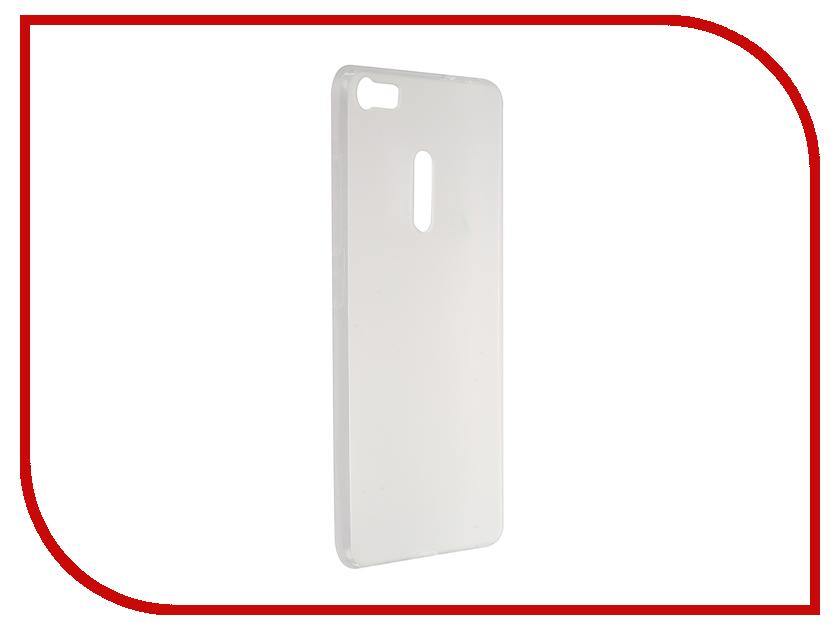 Аксессуар Чехол ASUS ZenFone 3 ZU680KL InterStep IS Slender Transparent HSD-ASZF680K-NP1101O-K100<br>