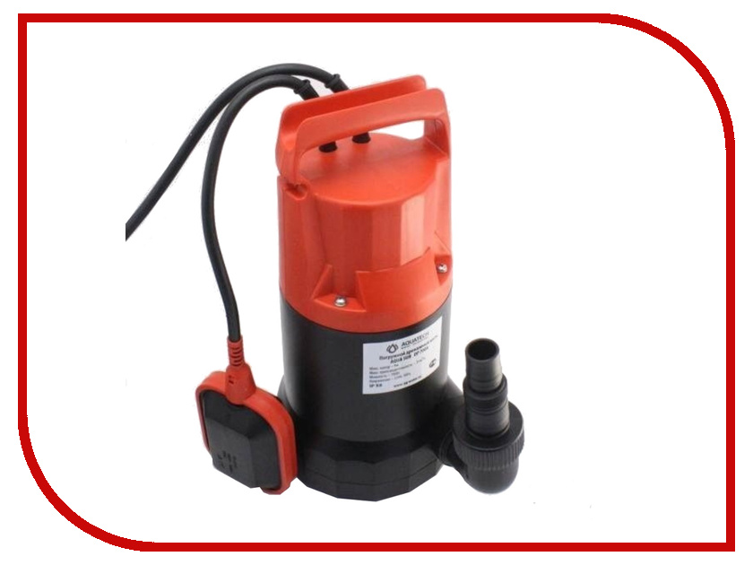 Насос Aquatech AQUA SUB DP-350A 0-18-0665 насос neoclima dp 550 dn