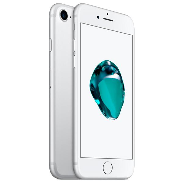 Сотовый телефон APPLE iPhone 7 - 32Gb Silver MN8Y2RU/A Выгодный набор + серт. 200Р!!!