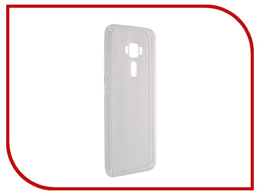 Аксессуар Чехол ASUS ZenFone 3 ZE552KL InterStep IS Slender Transparent HSD-ASZF552K-NP1101O-K100 46934<br>