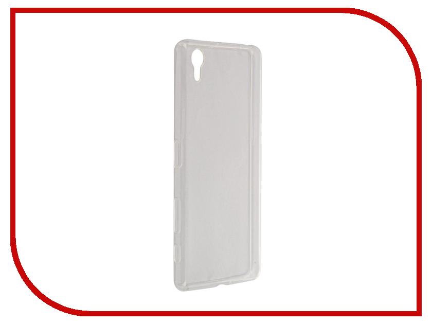 Аксессуар Чехол Sony Xperia X Performance InterStep IS Slender TPU Transparent HSD-SOXP0XPK-NP1101O-K100<br>