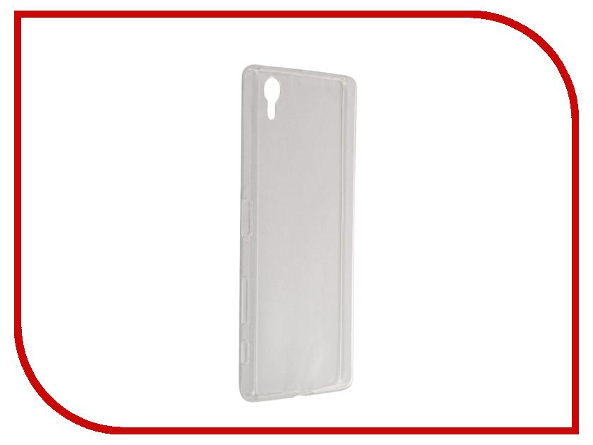 Аксессуар Чехол Sony Xperia X InterStep IS Slender TPU Transparent HSD-SOXP00XK-NP1101O-K100