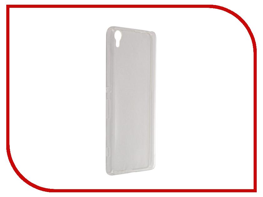 Аксессуар Чехол Sony Xperia XA InterStep IS Slender TPU Transparent HSD-SOXP0XAK-NP1101O-K100<br>