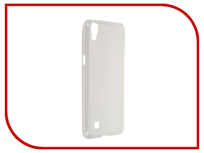 Аксессуар Чехол LG X Power InterStep IS Slender Transparent HSD-LG000XPK-NP1101O-K100<br>