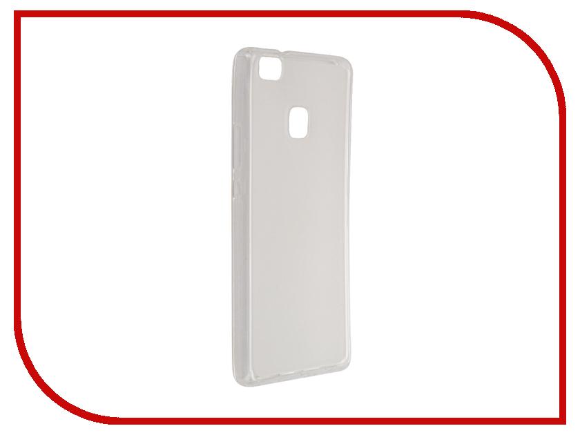 Аксессуар Чехол Huawei P9 Lite InterStep IS Slender Transparent HSD-HW00P9LK-NP1101O-K100<br>